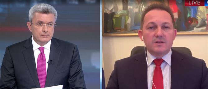 """Πέτσας στον ΑΝΤ1: Θα διευρυνθεί το πρόγραμμα """"Συν-Εργασία"""" (βίντεο)"""
