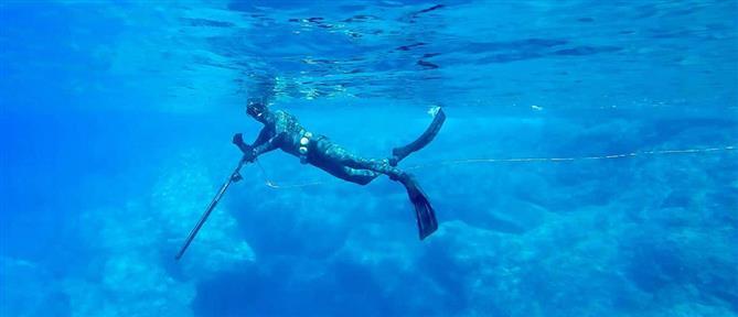 Θεσσαλονίκη: ανήλικος ψαροντουφεκάς τραυματίστηκε στο ψάρεμα