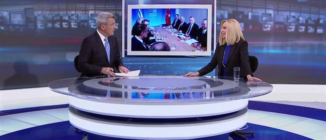 Γεννηματά στον ΑΝΤ1: ο Μητσοτάκης έχει υποτιμήσει τις τουρκικές προκλήσεις