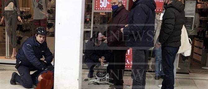 Αστυνομικός του ζήτησε να φορέσει μάσκα και... απάντησε με γροθιές