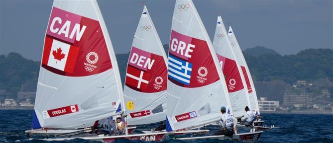 """Ολυμπιακοί Αγώνες - Ιστιοπλοΐα: H Καραχάλιου 9η, το """"χρυσό"""" η Ρίντομ"""
