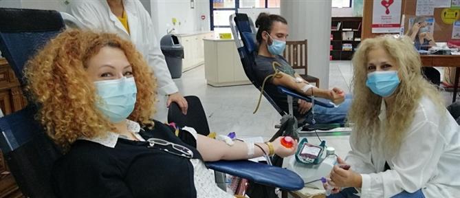 Όμιλος Ευρωκλινικής: Εθελοντική Αιμοδοσία Εργαζομένων