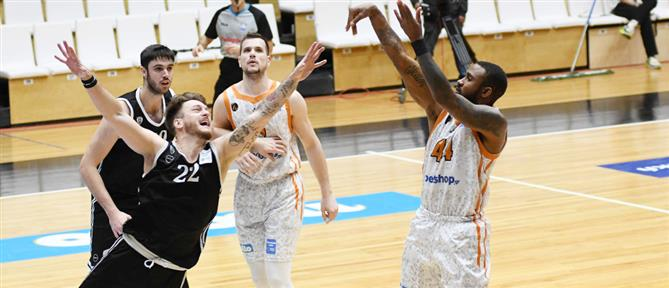 Basket League: Πρεμιέρα με νίκη για τον Προμηθέα