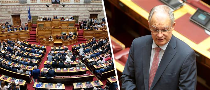 Πρόεδρος της Βουλής ο Κώστας Τασούλας