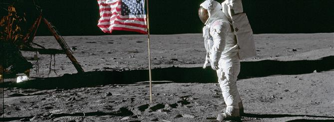 Apollo 11: η πρώτη προσεδάφιση ανθρώπου στη Σελήνη πριν από 50 χρόνια