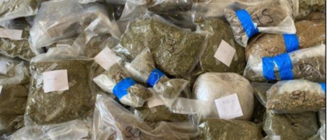 """Νέο """"χτύπημα"""" στη μαφία των ναρκωτικών στα Εξάρχεια (εικόνες)"""