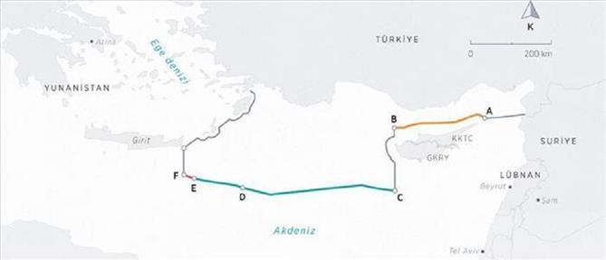 Τουρκία: κατέθεσε στον ΟΗΕ συντεταγμένες της συμφωνίας με τη Λιβύη