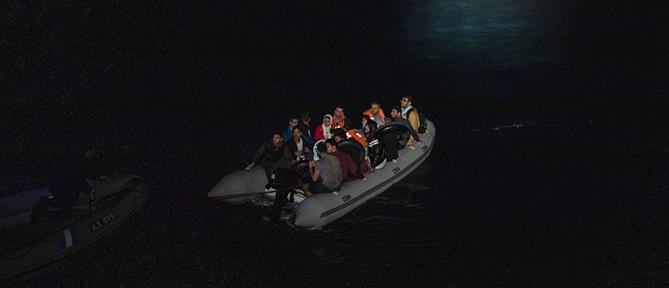 Νέα διάσωση μεταναστών ανοιχτά της Σάμου