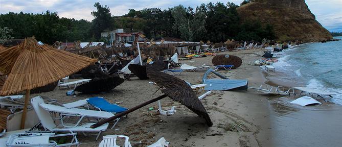 Σε κατάσταση έκτακτης ανάγκης 11 περιοχές λόγω κακοκαιρίας