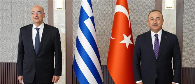 Δένδιας – Τσαβούσογλου: Ο Ερντογάν πρότεινε σύνοδο για την ανατολική Μεσόγειο