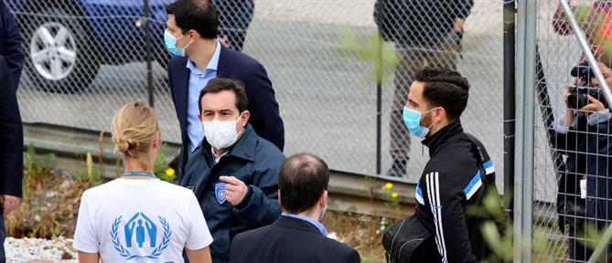 Μηταράκης για Μόρια: Οι εμπρηστές θα λογοδοτήσουν στη Δικαιοσύνη και θα απελαθούν