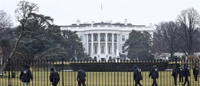 Φάκελος με θανατηφόρο δηλητήριο εστάλη στον Λευκό Οίκο