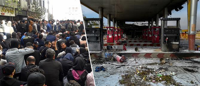 Ιράν: κατηγορίες στις ΗΠΑ για στήριξη των διαδηλωτών (εικόνες)