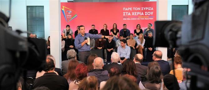 Τσίπρας: η μεσαία τάξη σύντομα θα συνειδητοποιήσει τη κοροϊδία του Μητσοτάκη