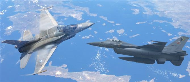 """""""Παίζουν πόλεμο"""" οι Τούρκοι στο Αιγαίο"""