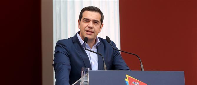 """Τσίπρας: δεν κάνουμε πολιτική """"δολοφονώντας"""" χαρακτήρες"""