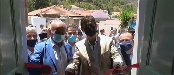 """Καστελλόριζο - ΒΙΑΝΕΞ: Φαρμακείο """"Παύλος Γιαννακόπουλος"""" και δωρεά στο Πολυδύναμο Ιατρείο"""
