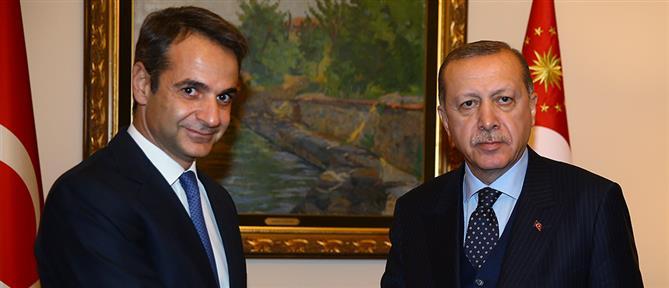 Ελλάδα -Τουρκία: Νέος γύρος διερευνητικών επαφών