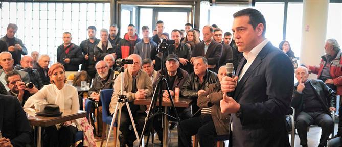 Τσίπρας: διαψεύδονται οι προεκλογικές υποσχέσεις της Κυβέρνησης