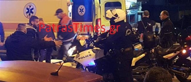 Πυροβολισμοί στο κέντρο της Πάτρας (βιντεο)