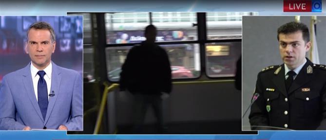 Χρονόπουλος στον ΑΝΤ1: υπάρχουν και απίθανες δικαιολογίες για τις άσκοπες μετακινήσεις (βίντεο)