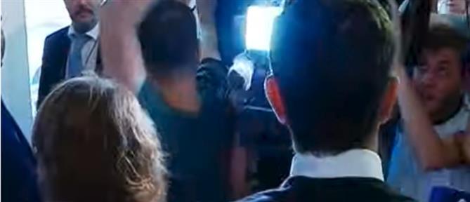 Εισβολή στην Βουλή της Γεωργίας (βίντεο)