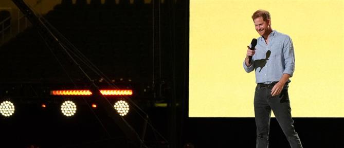 Vax Live: Πρίγκιπας Χάρι και Τζένιφερ Λόπεζ σε συναυλία για τα εμβόλια (εικόνες)
