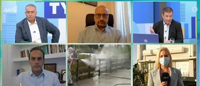 Κορονοϊός - Δήμαρχος Γλυφάδας: ενημερωθήκαμε από τα ΜΜΕ για τα κρούσματα στο γηροκομείο (βίντεο)