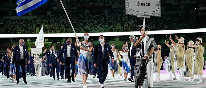 Ολυμπιακοί Αγώνες 2021: Τελετή έναρξης στην... σκιά του κορονοϊού (εικόνες)