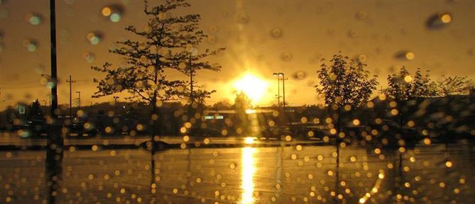 Καιρός: Ζέστη και τοπικές βροχές τη Δευτέρα