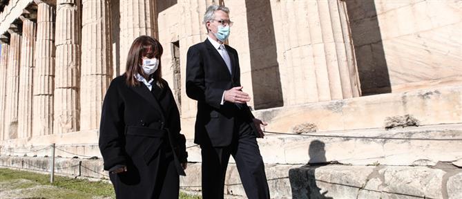 Πάιατ: ο Μπάιντεν θα αναβαθμίσει τη σχέση Ελλάδας - ΗΠΑ