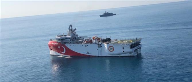 Yeni Safak: Έτοιμο για Κρήτη το Ορούτς Ρέις