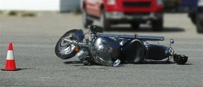 Συνεπιβάτιδα μηχανής σκοτώθηκε σε τροχαίο