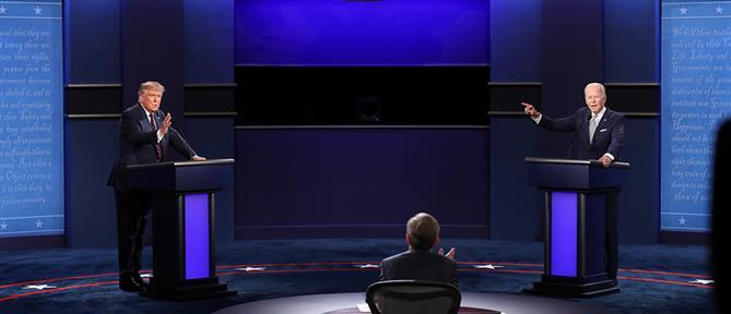 Προεδρικές εκλογές ΗΠΑ: Η δημοσκόπηση για το πρώτο debate