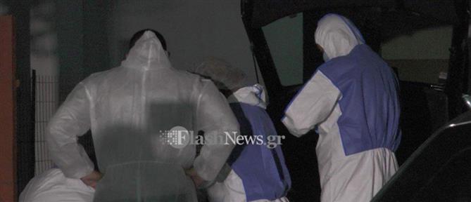 Θρίλερ στα Χανιά: Νεκρός σε βαλίτσα ο σύντροφος της στραγγαλισμένης 79χρονης