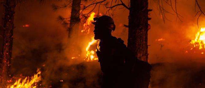 ΗΠΑ: Ανεξέλεγκτες οι πυρκαγιές στην Καλιφόρνια (εικόνες)