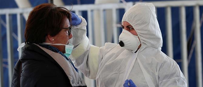 Δέκα χιλιάδες ασπίδες προσώπου και μάσκες μοιράζονται σε γιατρούς της Θεσσαλονίκης