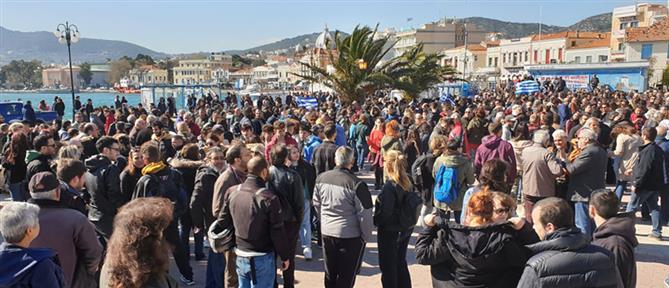 """""""Λουκέτο"""" στα νησιά του βορείου Αιγαίου για το μεταναστευτικό"""