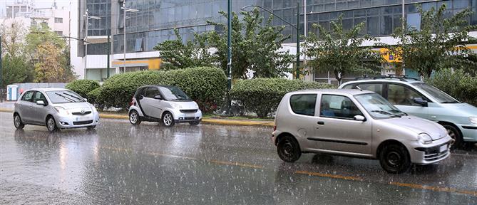 """Κακοκαιρία """"Μπάλλος"""": πλημμύρες, κλειστοί δρόμοι και προβλήματα"""