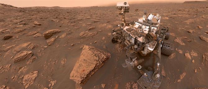 Το Curiosity της NASA ανίχνευσε στον Άρη μεγάλες ποσότητες μεθανίου