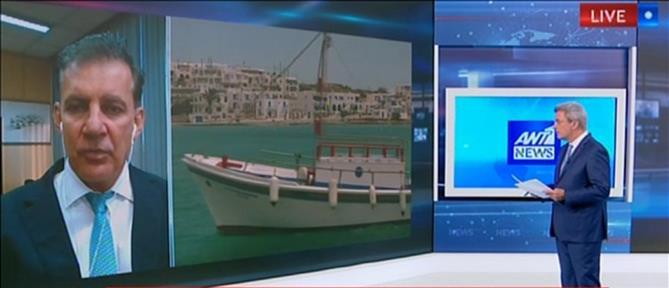 Δημόπουλος στον ΑΝΤ1: τι ρόλο παίζει η θερμοκρασία και η υγρασία στη διασπορά του κορονοϊού (βίντεο)
