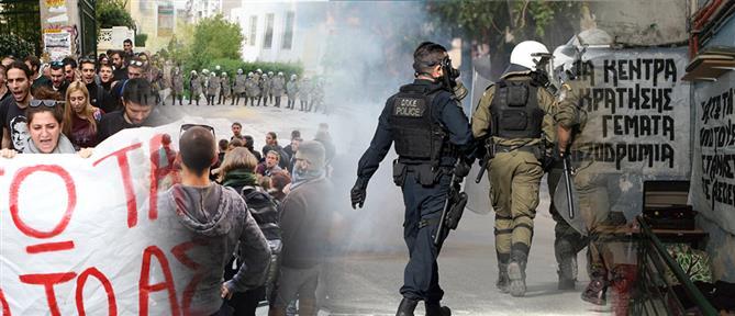 ΑΣΟΕΕ: Επεισόδια, συλλήψεις και πολιτική κόντρα