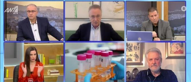 Κορονοϊός - Σκουτέλης στον ΑΝΤ1: το εμβόλιο της AstraZeneca θα γίνεται σε όλους (βίντεο)