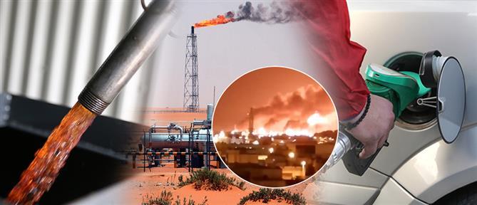 """Κρίση στον Περσικό Κόλπο: """"φωτιά"""" στην τιμή του πετρελαίου"""