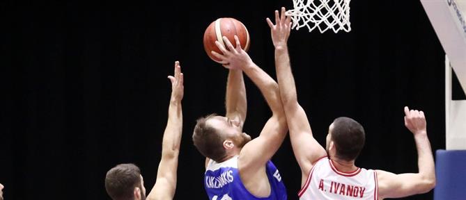 Πρόκριση στο Ευρωμπάσκετ για την εθνική Ελλάδος