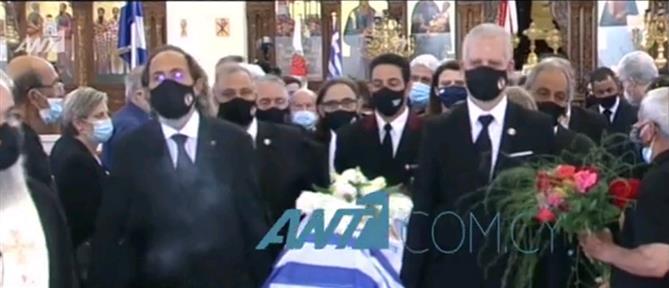 Βάσος Λυσσαρίδης: Η Κύπρος αποχαιρέτισε τον ιστορικό ηγέτη της ΕΔΕΚ
