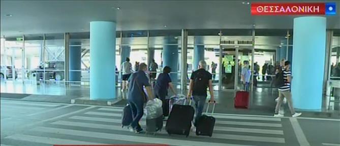 Τουρίστες μιλούν στον ΑΝΤ1 για τις διακοπές τους στην Ελλάδα (βίντεο)