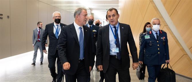 Παναγιωτόπουλος σε Ακάρ: απαιτείται τήρηση των αρχών καλής γειτονίας