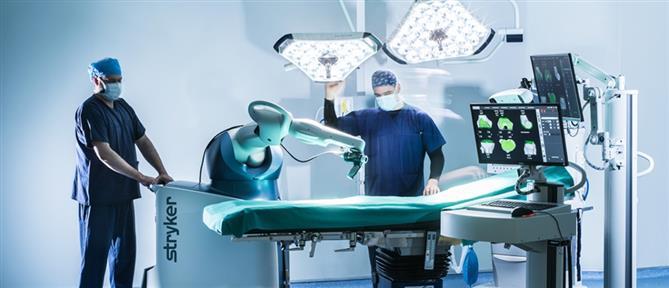 Οι πλέον σύγχρονες τεχνικές αρθροπλαστικής ισχίου και γόνατος