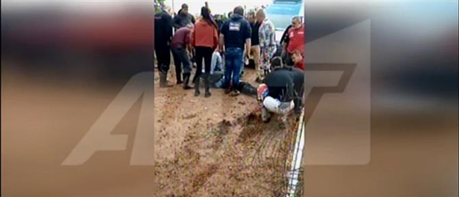"""Γιαννιτσά - Ατύχημα Motocross: Συγκλονίζουν οι γονείς των νεαρών που δίνουν """"μάχη"""" (βίντεο)"""